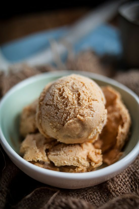 Pumpkin Ice Cream wi