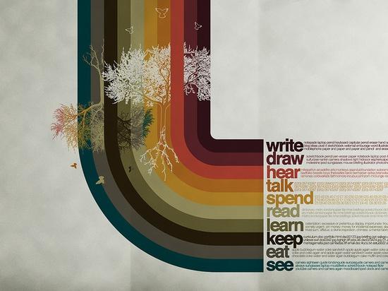 Central Saint Martins - Graphic Design Course (London - UK) - 2008 by Daniel_Stanczyk