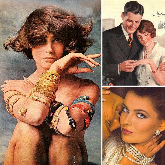 Vintage Jewelry Ads