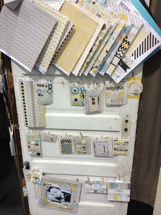 BRAND NEW CHA Winter 2013 Fancy Pants - Scrapbook.com