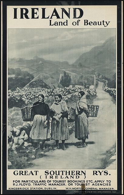 Ireland. Land of beauty by Boston Public Library, via Flickr