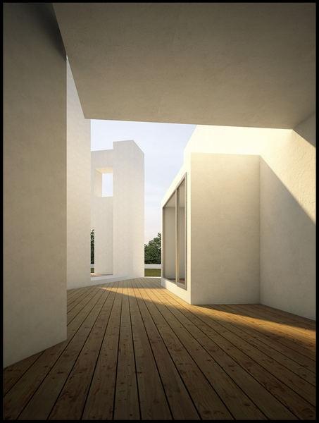 Architecture inspiration : Aires Mateus - Alenquer House