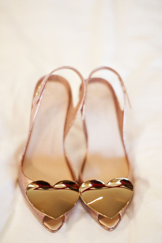 Heart heels by www.viviennewestw...  Photography By / danistephenson.com