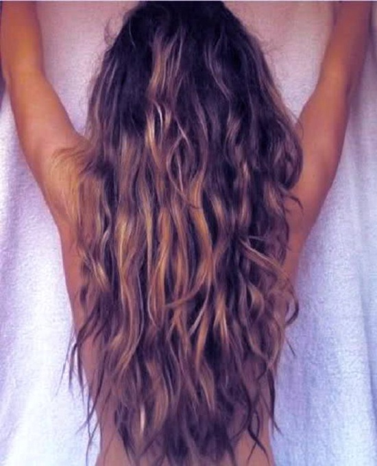 i want my hair to get this long!