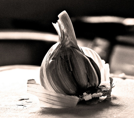 Food of the Gods, done poetic justice here by Heather Jerdee. #garlic #blackandwhite #photography #stilllife
