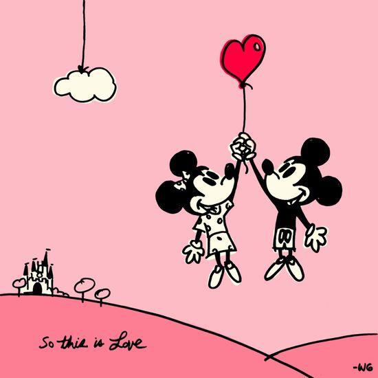 """So this is love"" #Disney #wedding #love #quote"