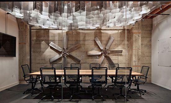Heavybit Industries office by IwamotoScott Architecture, San Francisco - California