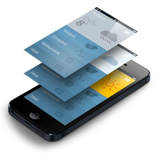 App & UI