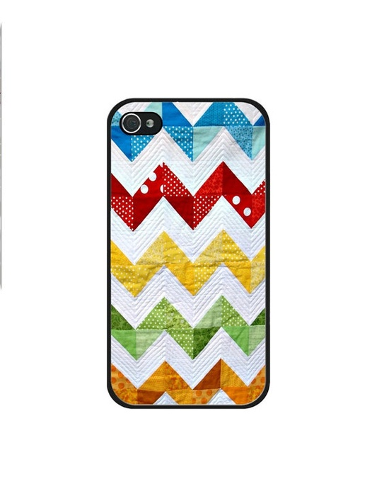 Personalized Chevron Zigzag  iphone case iPhone 4 / by StyleCase, $9.99