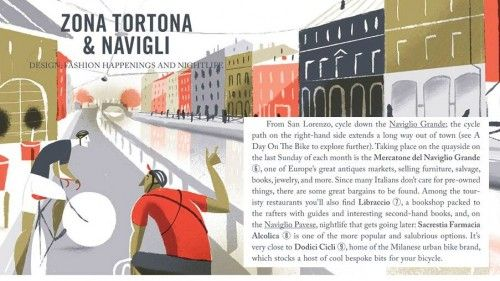 Rapha publishes a travel guide