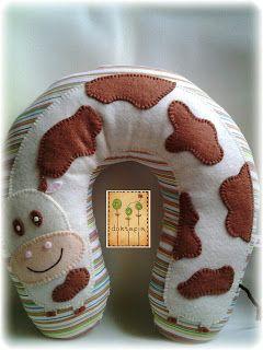 doktafia's handmade craft: Another Neck Pillow