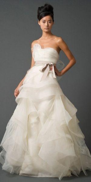 rustic wedding dresses vera wang