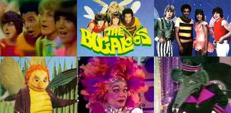 The Bugaloos 1970-1972