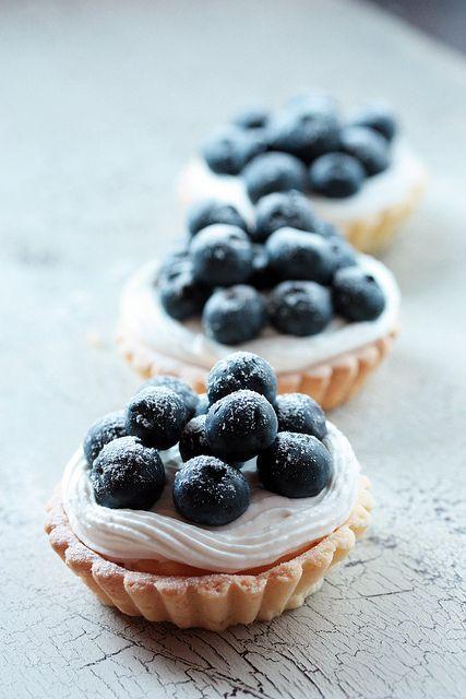 Blueberry Tart ?