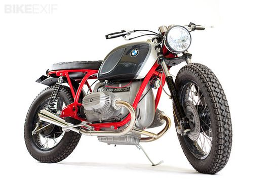 BMW R75/6 BY MARIA MOTORCYCLES