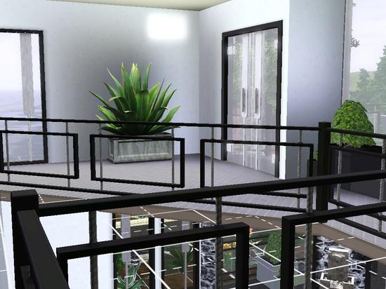 2nd floor interior