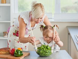 Get your #kids in the #kitchen with these creative tips and tricks.