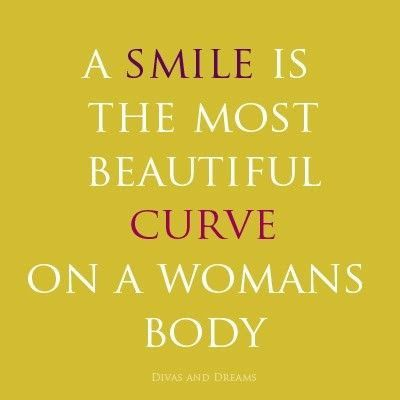 Smile ~ it's beautiful | #beauty #quotes #words