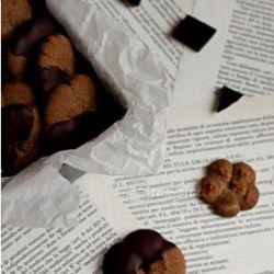 Frollini alla carruba #italianfood #italianrecipes #foodideas #cooking #recipe #foodporn #cookies #breakfast
