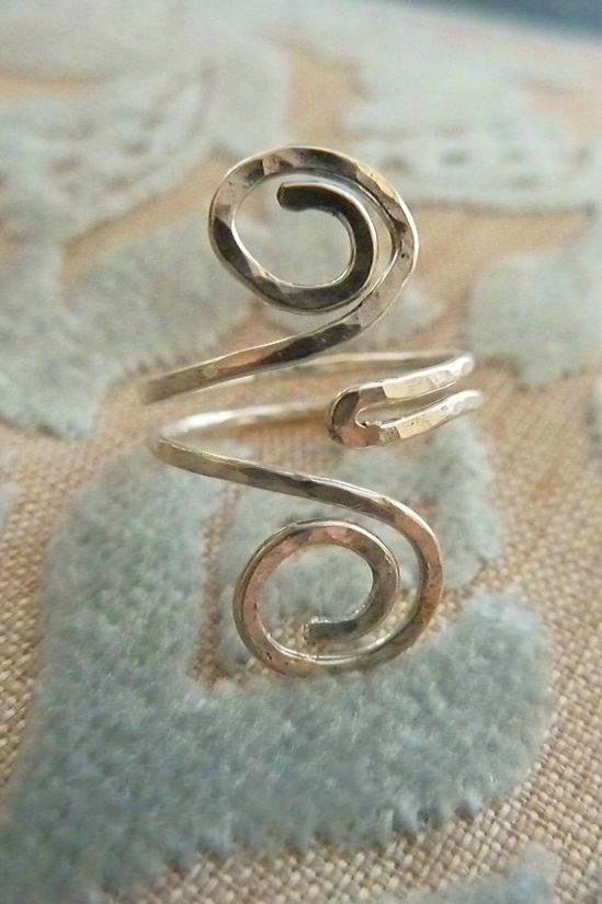 Sterling Silver Grecian Styled Handcrafted by beadifulexpressions, $12.00