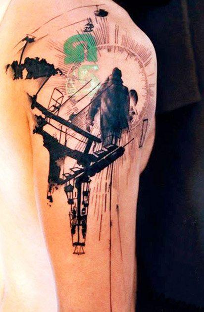 Tattoo Artist - Klaim Street Tattoo - sports tattoo