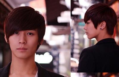 Korean boys hairstyle
