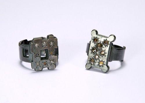 Helen Britton: rings