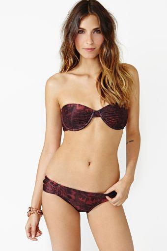 Victorian Bikini Bottom
