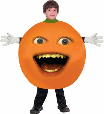 Child Costume- Annoying Orange ...