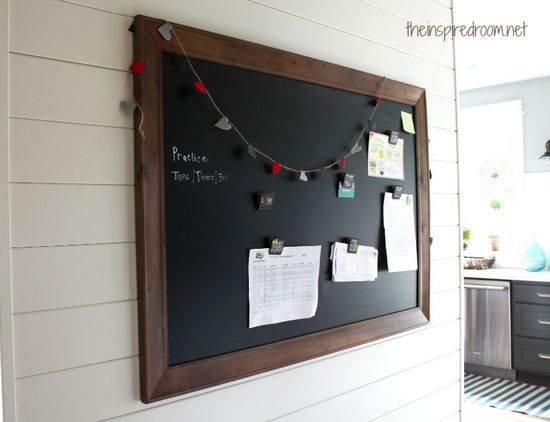 Paper Control Clutter Magnetic Board
