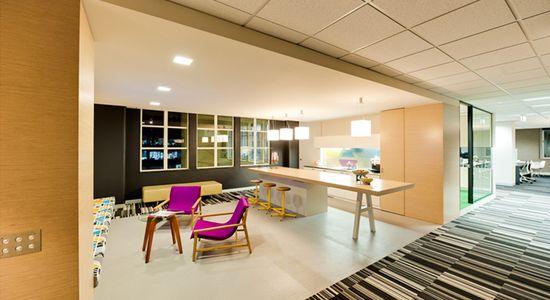 Edelman Office – IDEA 2012