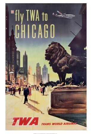 TWA -Chicago