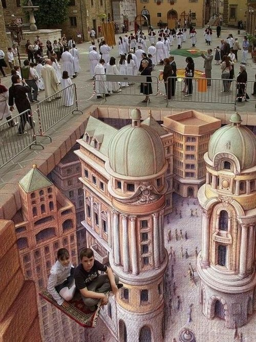 Street art - 3D