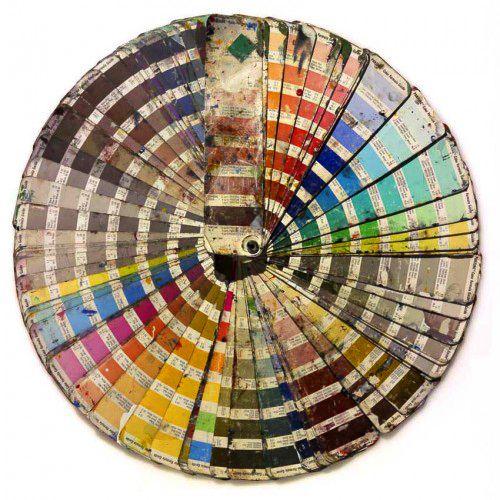 Pantone wheel. #coloreveryday