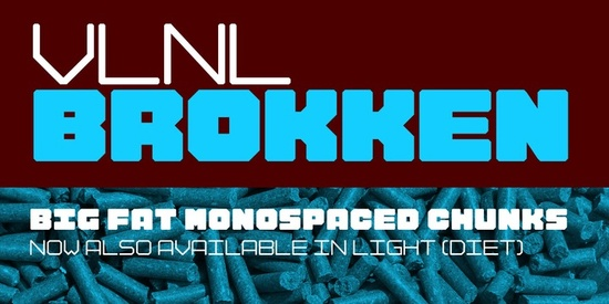 VLNL Brokken™ by DBX