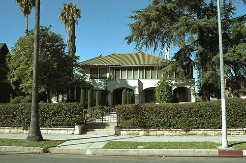 Hattie McDaniel los angeles home