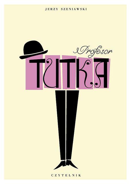 Asia Pietrzyk, Profesor Tutka  -Polish Book Cover