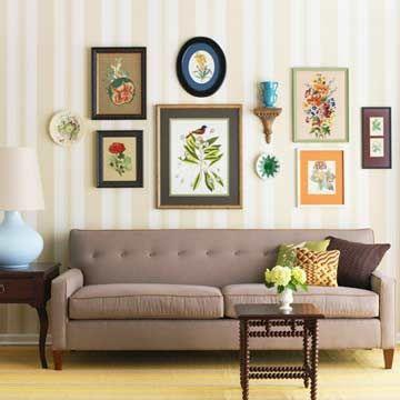 How to Arrange Art : 2012 Ideas #home design ideas #home decorating #modern interior design