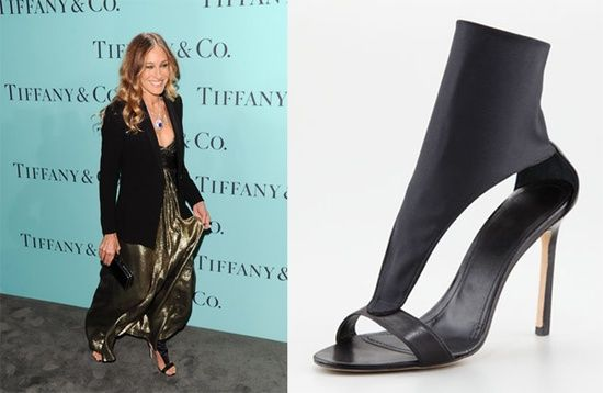Sarah Jessica Parker x Manolo #girl fashion shoes