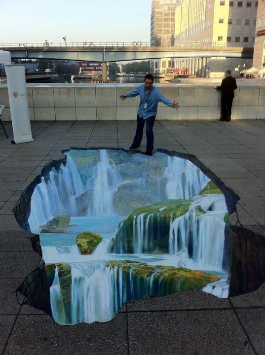 3D Street Art. 000