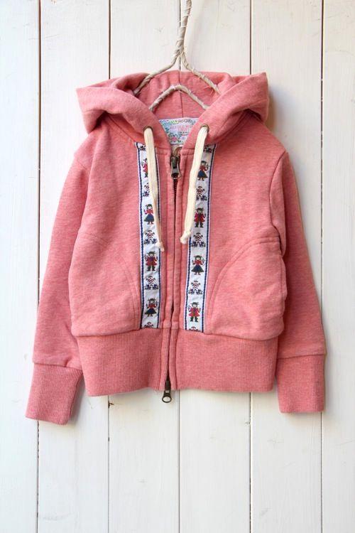 Retro hooded jacket - Via Picnic