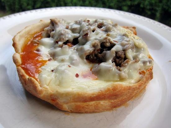 Pizza Pot Pie recipe...    plainchicken.zipl...