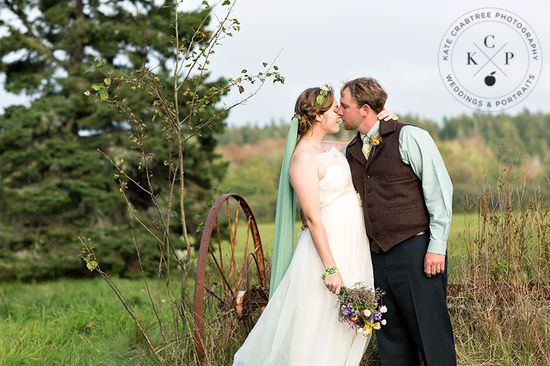 rustic maine wedding photography