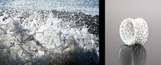 Emilie Bliguet - ocean inspired