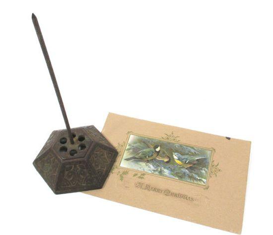 Vintage Paper Spindle Iron Spike Office by UrbanRenewalDesigns, $23.00