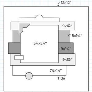 1 Photo - Square Mode