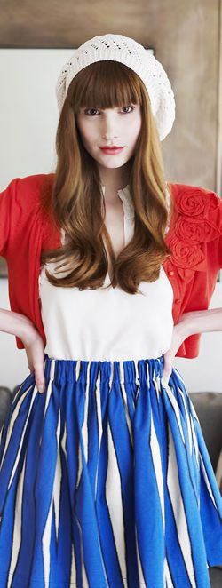 Make your own skirt in one hour...