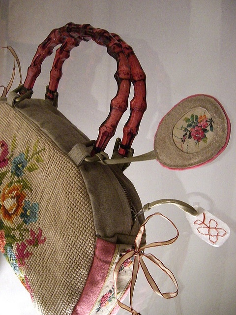 handbag by miss Tempel, via Flickr