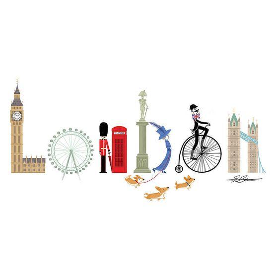 London Typography