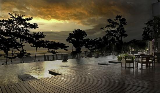 Anantara Seminyak Resort & Spa, BALI India